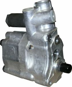 New Hydraulc Pump Massey Ferguson165 255 275 698 1080 531607m93