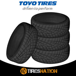 4 New Toyo Proxes R1r 265 35zr18 93w Tires