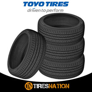 4 New Toyo Proxes 4 Plus 235 45r17 97w Px4 Plus All Season Tires