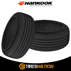 2 New Hankook H426 Optimo P215 45r17 87h Xl Bw Tires