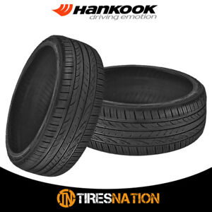 2 New Hankook H452 Ventus S1 Noble2 215 55zr17 94w Bw Tires