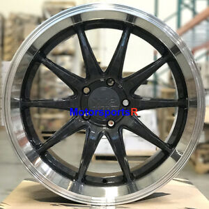 Xxr 527d Wheels 20 20 Graphite Deep Lip Rims Staggered 5x4 5 04 Ford Mustang Gt