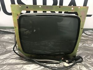 New Haas Vf Hl Hs Sl Crt Display Monitor 93 5220c Smoy 90301 Sny 3120n