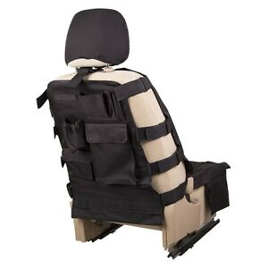 Browning Buckmark Tactical Universal Seat Cover Black