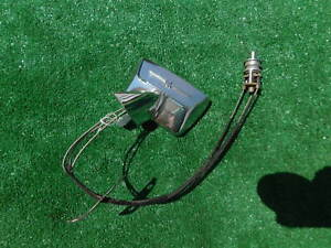 1964 1966 Thunderbird Outside Remote Rear View Mirror With Emblem Nice 1965
