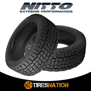 2 New Nitto Terra Grappler G2 Lt285 70r17 E 10 121 118s Tires