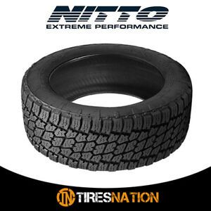 1 New Nitto Terra Grappler G2 Lt285 70r17 E 10 121 118s Tires
