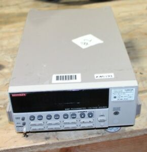 Keithley 6487 Picoammeter Voltage Source With Gpib Rs 232 Great