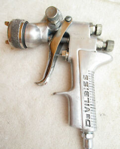 Devilbiss Gfg 516 Gravity Fed Car Spray Paint Gun