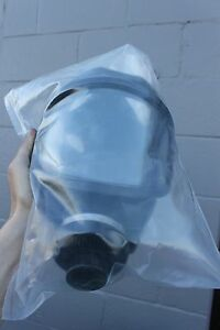 New Large Msa Ultravue Papr Full Face Mask