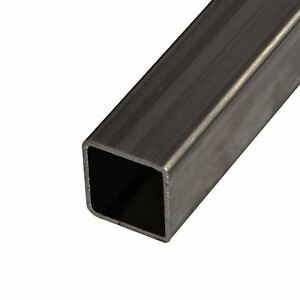 Carbon Steel Square Tube 3 X 3 X 36 250 Wall A500