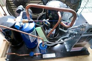 New Copeland Emerson Air cooled Scroll Condensing Unit Ph1 Ffap 020z cfv 071