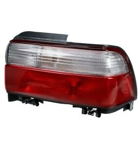 Passenger Right Taillight Tail Lamp Assembly Tyc For Toyota Corolla 1996 1997