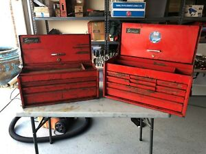 Vintage Snap On Tool Boxes Tool Chest Kra