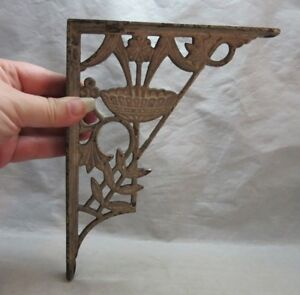 Vintage 1920 S Wall Corner Or Shelf Bracket Architectural Salvage