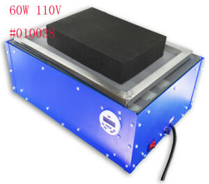Low Price 18 12 Uv Exposure Unit For Hot Foil Pad Printing Plate Curing 010038