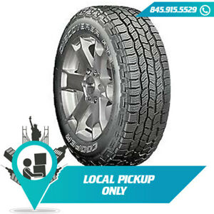 Local Pickup 111t Tire Cooper Discoverer At3 4s 245 75r16 Set Of 2x