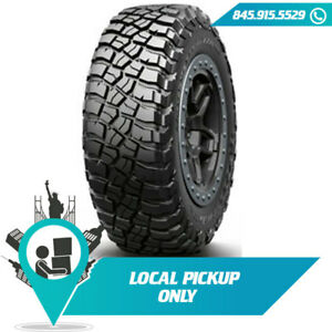 Local Pickup 125 122q Tire Bf Goodrich Mud Terrain T a Km3 Lt275 70r18 10 2x