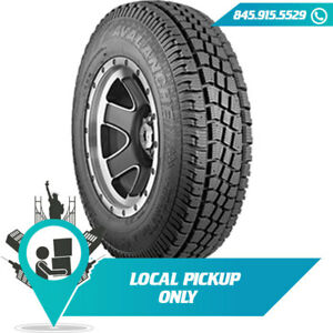 Local Pickup 116s Tire Hercules Avalanche X treme Suv P265 75r16 Set Of 2x