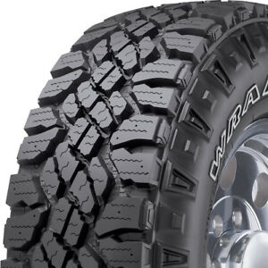 4 New Lt265 75r16 Goodyear Wrangler Duratrac A T 10 Ply E Load Tires 2657516
