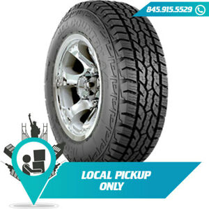 Local Pickup 111t Tire Ironman All Country A T 245 75r16 Set Of 2x