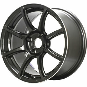 Gram Lights 57transcend 18x10 5x114 3 5x4 5 40mm Gunmetal Wheels Rims