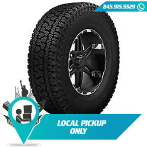 Local Pickup 1112t Tire Kumho Road Venture At51 P265 70r16 Set Of 2x