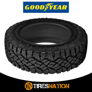 1 New Goodyear Wrangler Duratrac 255 70r16 111s M s All Terrain Tires