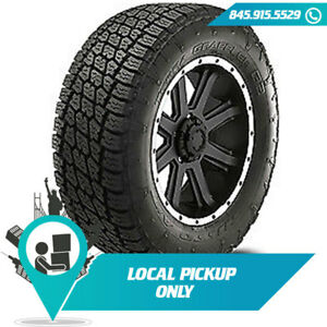 Local Pickup 116t Tire Nitto Terra Grappler G2 285 70r17 Set Of 2x