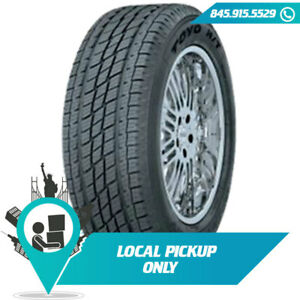 Local Pickup 104t Tire Toyo Open Country Ht Owl P235 70r16 Set Of 2x