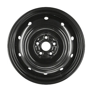 Reconditioned 16x6 5 Black Steel Wheel For 2005 2007 Subaru Forester 560 68745