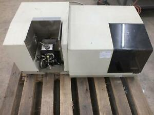 Perkin Elmer Atomic Absorption Spectrophotometer 3300 Aas Aanalyst N037 0221