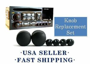 Truck Suv Delco Radio Knobs Kit Sets Am Fm Cd Cs Pieces Fits 1995 2005 Chevy Gm