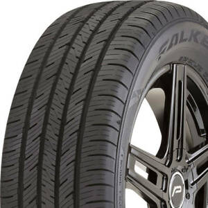 1 new 205 55r16 Falken Sincera Sn250 A s 91t All Season Tires 28294483