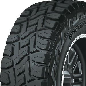 2 new 35x12 50r20lt Toyo Open Country Rt 125q F 12 Ply Hybrid At mt Tires 351470
