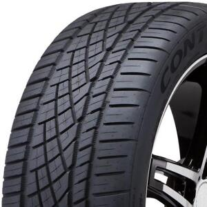 2 New 225 45zr17 Continental Extremecontact Dws06 91w Tires 15499640000