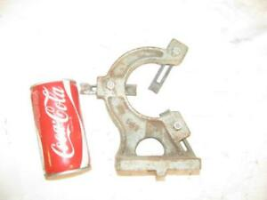 Nice Used Delta Rockwell Nl 337 Wood Lathe Steady Rest Tool Attachment Part