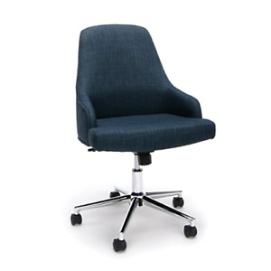 Essentials Upholstered Home Desk Chair Ergonomic Office Chair For Conference