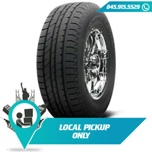 Local Pickup 105t Tire Continental Cross Contact Lx Sport 245 60r18 Set Of 4x