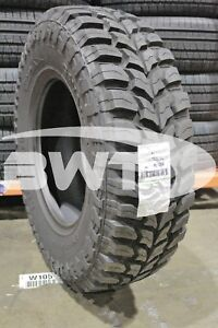 4 New Roadone Cavalry M t Mud 120q Tires 2457516 245 75 16 24575r16