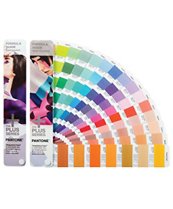 Pantone Formula Guide Solid Coated Uncoated Set Gp1601n Graphic Plus Of