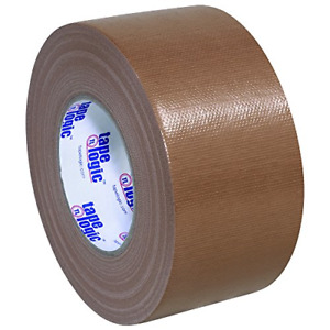 Box Usa Bt988100br Brown Tape Logic Duct Tape 10 Mil 3 X 60 Yd Pack Of 16