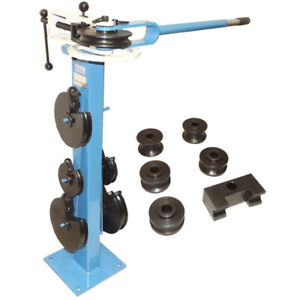 270 Degree Pedestal Pipe Tube Bender 1 2 To 1 Dies Wall Thickness 0 8 1 2mm