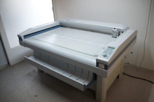 Zund M800 Cutting Plotter And Pen Plotter Flatbed Pn Series