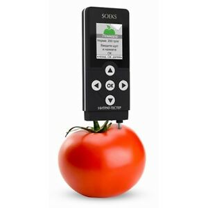 Soeks Nitrate Tester V2 Measures Nitrate Levels In Food For A Healty Live