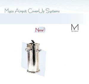 Airpot Coverup Systems Stainless Steel Airpot Coverup