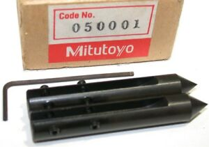 New Mitutoyo Center Attachment For 4 6 8 Calipers Model 050001