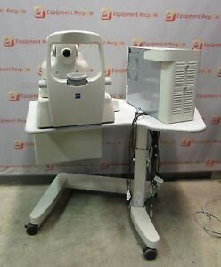 Zeiss Stratus Oct 3000 Tomographer Table Patient Module Ophthalmology B