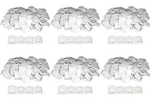 600 14k Gold White Earring Puff Cards Case Display 1 5