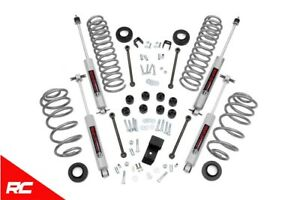 Rough Country 3 25 Lift Kit fits 2003 2006 Jeep Wrangler Tj 4wd 644 20